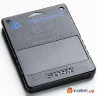 SONY Memory card 8Mb for PS2
