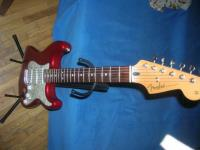Fender Stratocaster Deluxe Eric Clapton boost