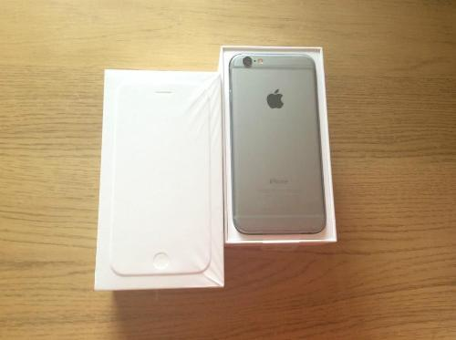 Apple iphone 6 Plus Space Gray 128GB