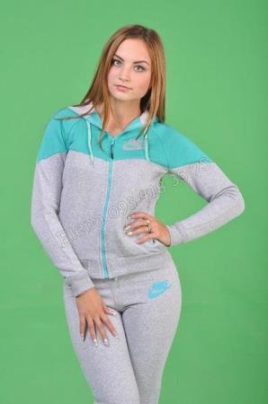 22f10a48fa7 Женские спортивные костюмы Adidas и Nike - Одежда
