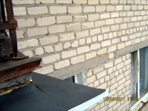Шумоизоляция крыши балкона..